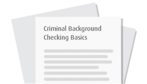 Does Hireright Check Arrest Records Criminal Background Checks Criminal Records Hireright
