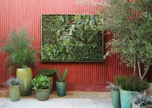 vertical gardens diy panels the modern gardener