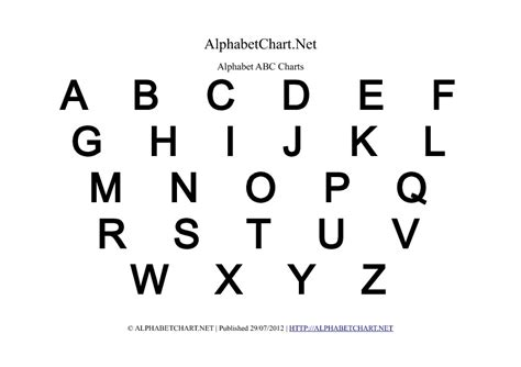 printable letters ofthe alphabet upper and lower case uppercase alphabet charts in pdf normal bold italic