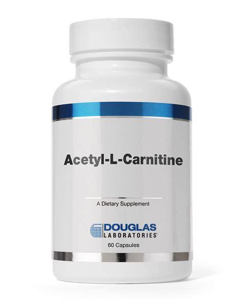 Acetylene L acetyl l carnitine