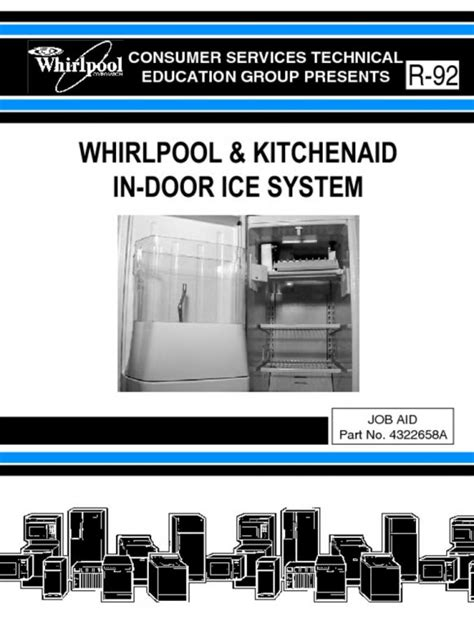 whirlpool top load washer service manual  applianceassistantcom applianceassistantcom