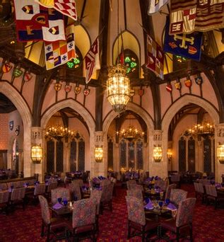 cinderella's royal table vs. be our guest restaurant