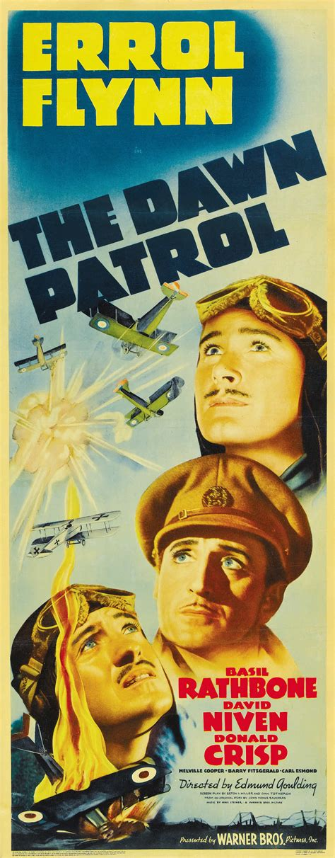 the dawn patrol dawn patrol the 1938