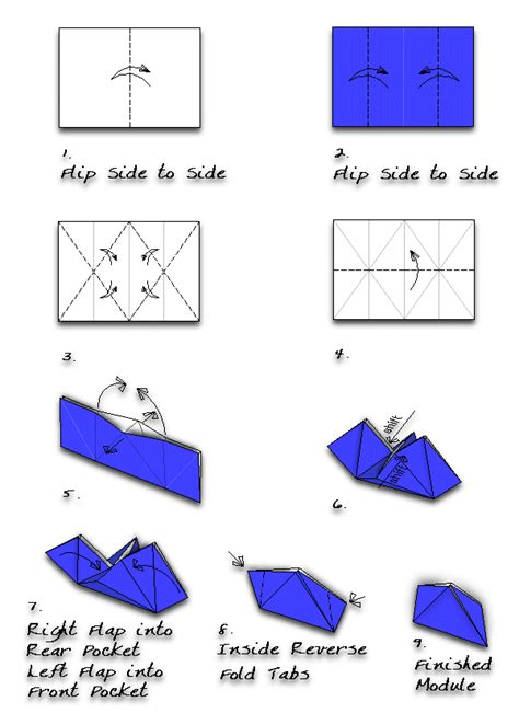 Hexahedron Origami - hexahedron page