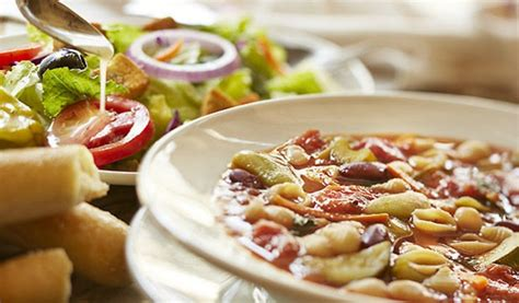 coupon 5 for unlimited breadsticks soup and salad at
