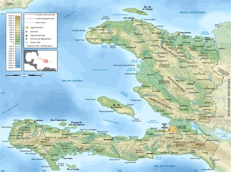 map of haiti haiti missedlink