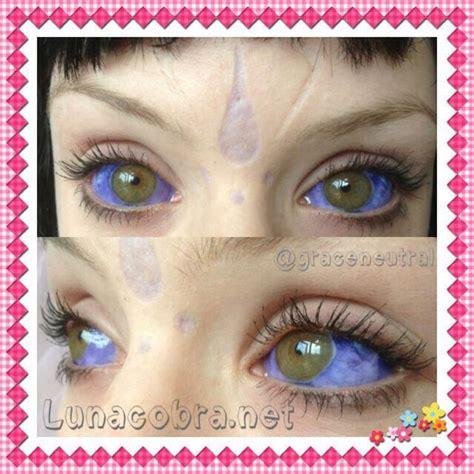 Eyeball Tattoo Grace Neutral | tattooed eyes grace neutral tattoofab pinterest