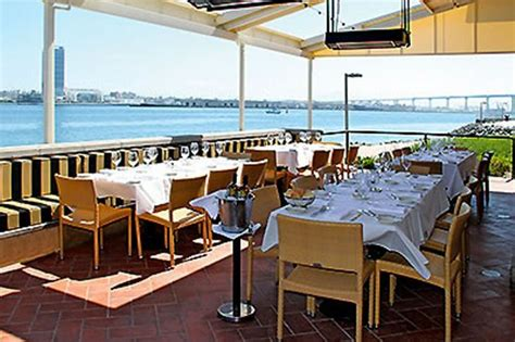 Open Table San Diego by Il Fornaio Restaurant In Coronado Offers A View Of The
