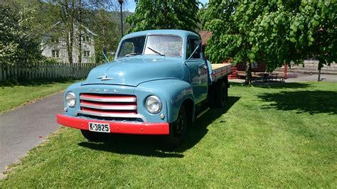 opel blitz opel blitz 1954 sirdal veteranvogn klubb