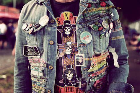 guns n roses, fashion, jacket, rock   image #493108 on