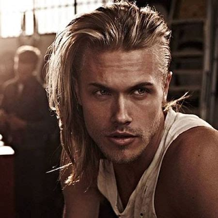 hairstyles for sloped forehead men 20 haircuts for men with long hair mens hairstyles 2018