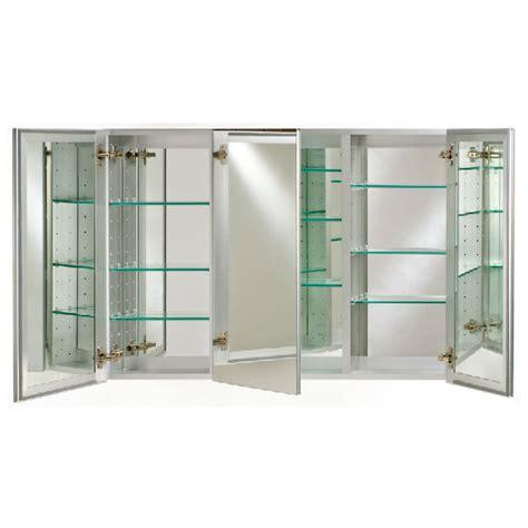 Sliding Door Medicine Cabinet Recessed Medicine Cabinets Broadway Tri Door Recessed Medicine Cabinet By Empire Kitchensource