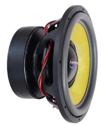 competition audio new american bass vfl15d1 car audio 15 quot competition