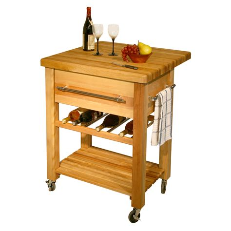 cuisine butcher block kitchen island cart with drop leaf butcher block kitchen carts john boos catskill