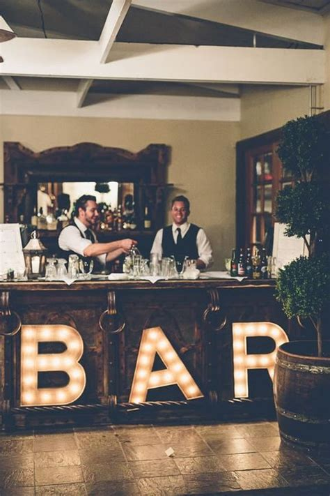 Shopping At The Bridal Bar by 25 Marquee Letters Ideas For Your Wedding Happywedd