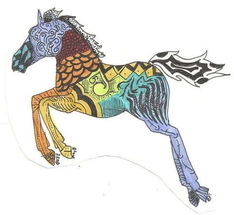 1000 images about zentangle animals dibujos 1000 images about zentangled animals horse on pinterest