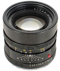 75mm f/2 elcan r leica wiki (english)