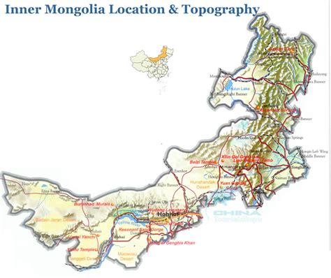 themes of geography mongolia topography pics physical features