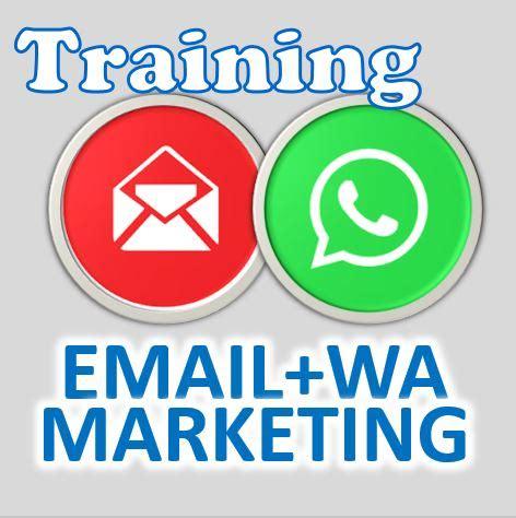 tutorial whatsapp marketing training email marketing plus wa marketing promutu com