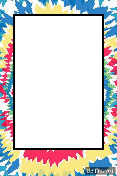 cards transparent template for a 4x6 4x6 border