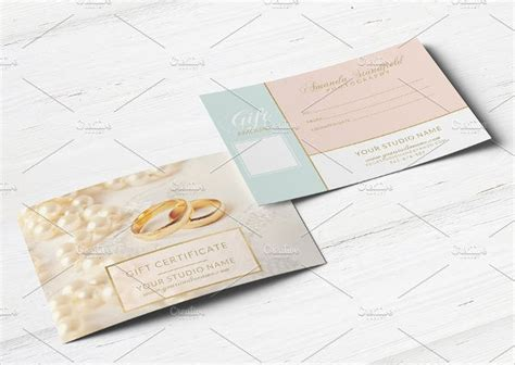 Unique Gift Cards - 26 downloadable wedding cards