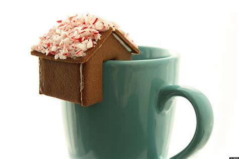 Mug Gingerbread House: It's Tiny And Cute   HuffPost