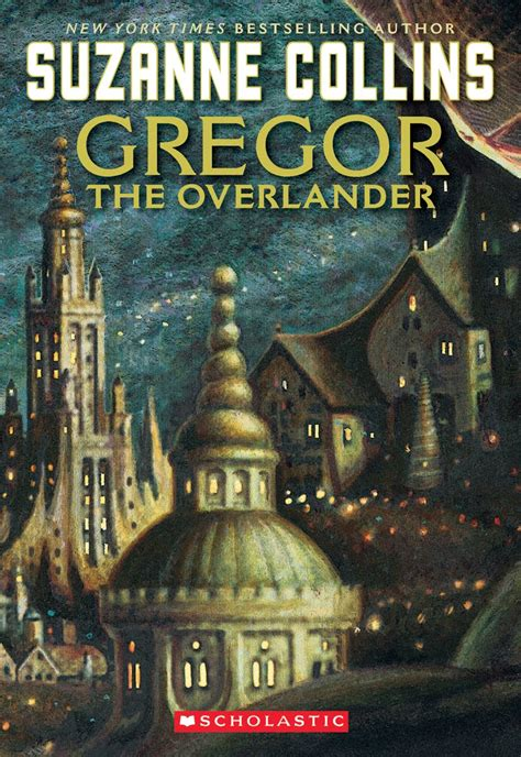 year one chronicles of the one book 1 books book reviews and more gregor the overlander suzanne