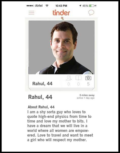 profile biography generator revealed rahul gandhi arvind kejriwal and narendra modi