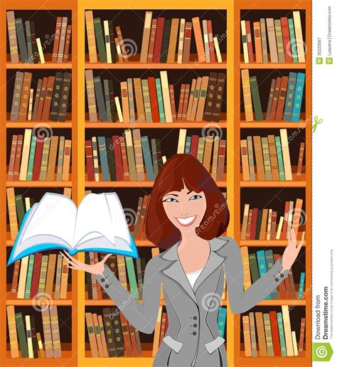 my is a librarian books librarian royalty free stock photography image 35223067