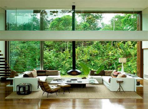 Rooms And Gardens by Living Room With Garden Http Lomets