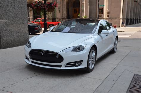 Tesla Model S Service Schedule 2013 Tesla Model S Stock 16947 For Sale Near Chicago Il