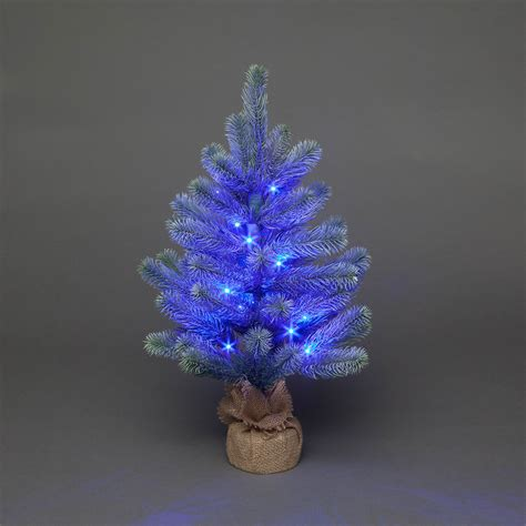 pre lit tree with blue lights blue led tree lights shop for cheap lighting