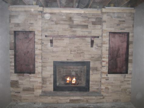 Cracked Fireplace Insert by Repair Cracks In Fireplace Brick Frank Maultsby