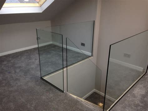 Banister Rail Glass Balustrades Bespoke Solid Surfaces Limited