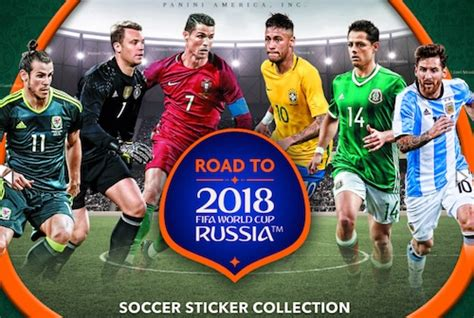 how to world cup 2018 in usa 2017 panini road to 2018 world cup checklist set info boxes