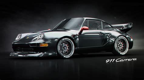 porsche new model porsche 911 gt2 3d model max cgtrader com