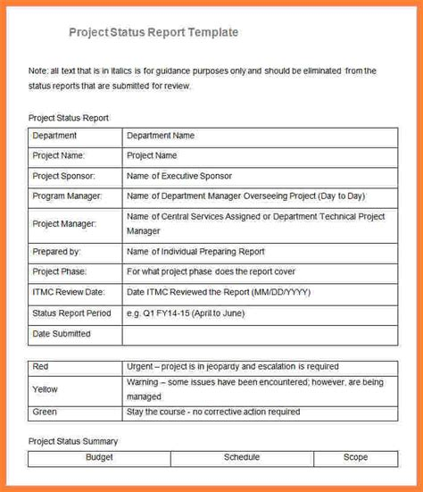 project progress report template 8 sle project progress report template progress report
