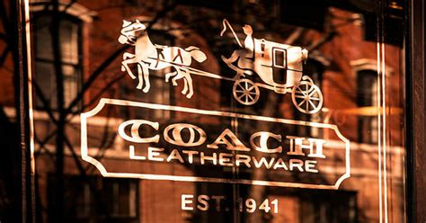 couch brand coach bets on fashion week to go from overexposed to on trend