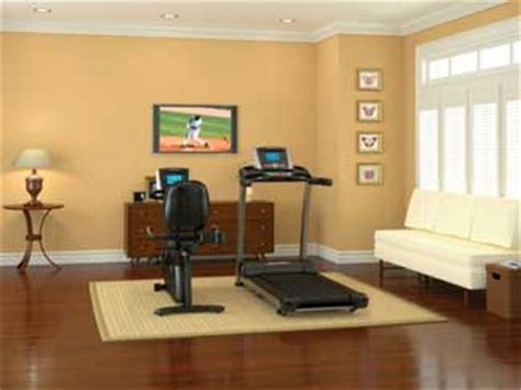 Treadmill In Living Room by Fitness F3 Folding Treadmill With Basic