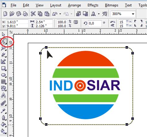 tutorial membuat logo xl corel draw tutorial cara membuat logo corel draw blog pns