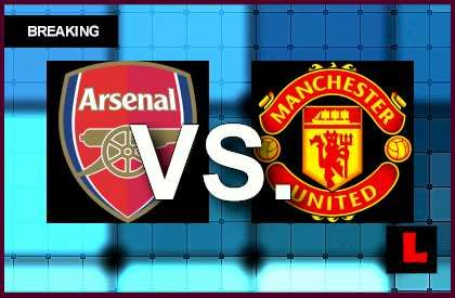 arsenal result today arsenal vs manchester united 2014 score ignites epl table