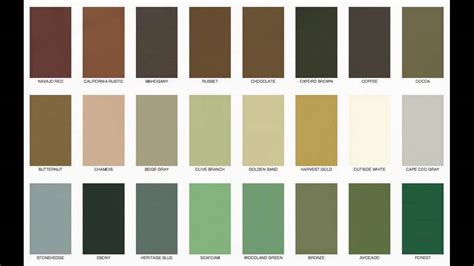 solid deck stain colors youtube
