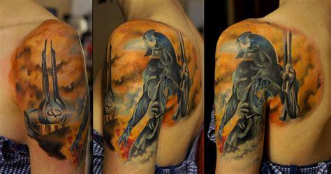 mass effect tattoos mass effect by grimmy3d on deviantart
