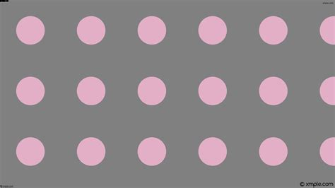 polka dot pattern pink grey wallpaper dots spots pink polka grey 808080 e2afc7 60