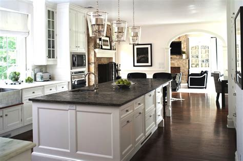 Kitchen Soapstone Countertops - soapstone countertops transitional kitchen m frederick