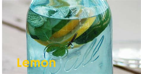 Detox Water For Flat Belly Without Mint Leaves by Healthy Smoothie Recipes 4 Detox Water Recipes