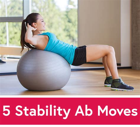 5 stability exercises for a strong huffpost