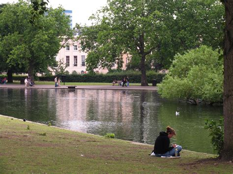Garden Arch Regents Park Regent S Park