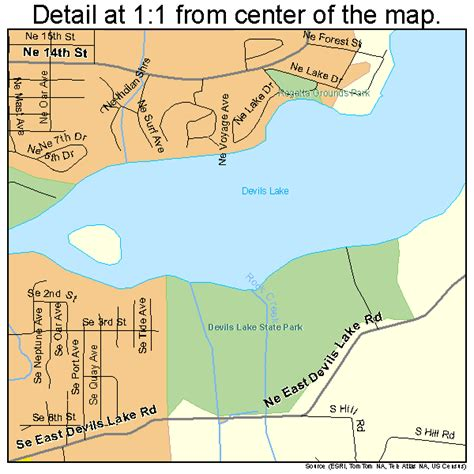map of oregon city area lincoln city oregon map 4142600