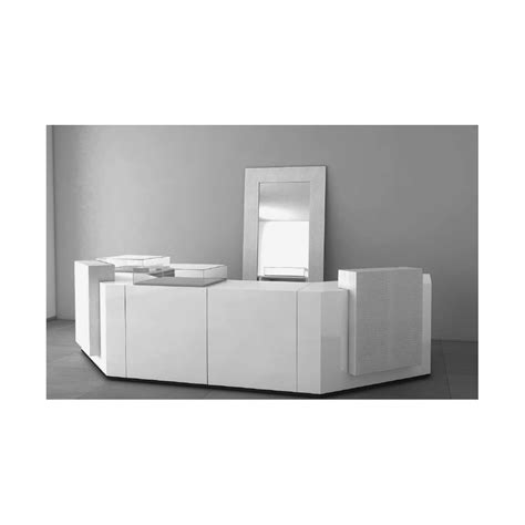 comptoir accueil pas cher comptoir de caisse et d acueil modulable personnalisable